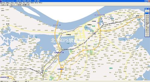 九江市电子地图矢量数据