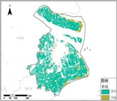全国耕地资源空间分布产品