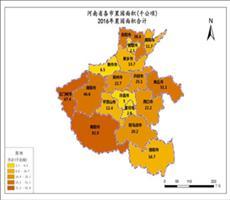 江苏省气象共享平台_河南省农业-免费共享数据产品-地理国情监测云平台